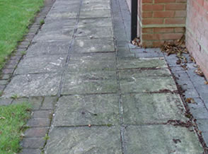 Pressure Washing block paving cumbria Penrith